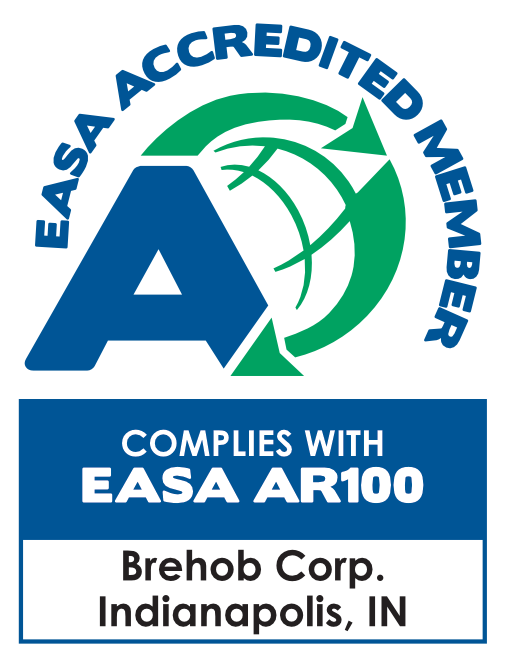 Brehob's EASA Accreditation