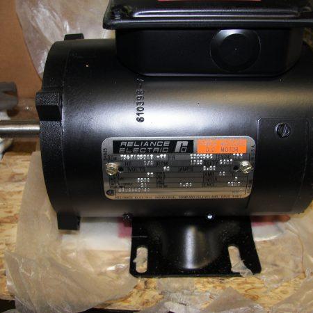 1800 90vdc tenv t56h1050 brehob for Electric motor repair indianapolis