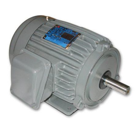 Teco 50hp 1800 np0504 brehob for Electric motor repair indianapolis