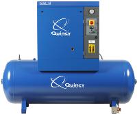 QGS 5 150 PSI Tri-voltage Tank Mount Air Compressor (NEW)