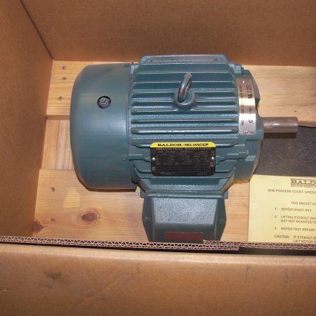 Reliance 3hp, 182T, 1800, P18G4902