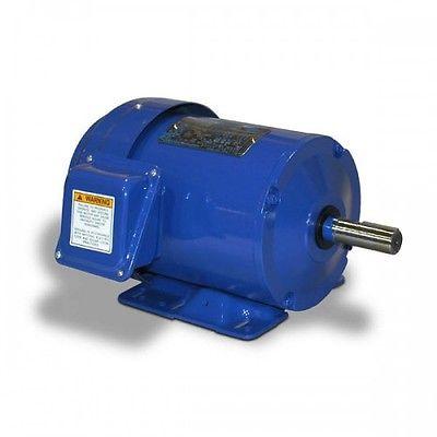 Teco 5hp 1800 np0054 brehob for Electric motor repair indianapolis