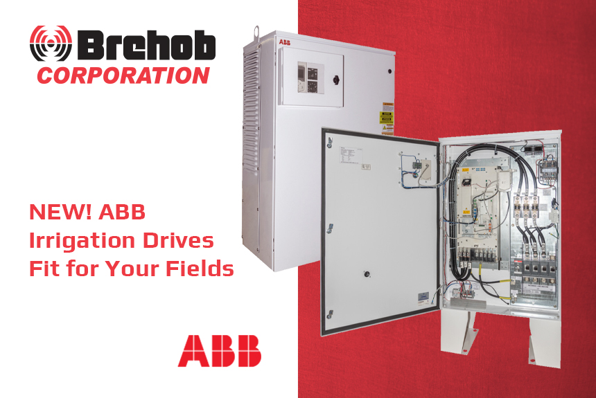 New ABB Irrigation drives fit for your fields