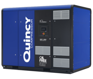 Quincy Oil Free Air Compressor